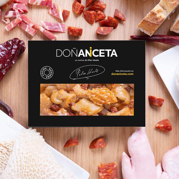 Callos patas y morros : Doñaniceta